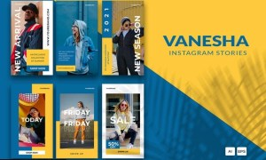 Vanesha - Instagram Stories MXLJKBV