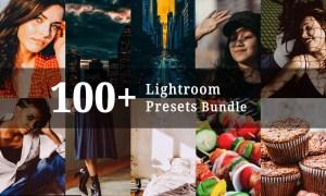 100+ Lightroom Presets Bundle 5363530