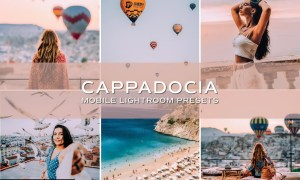 5 Cappadocia Lightroom Presets 5698803