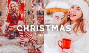 5 CHRISTMAS LIGHTROOM PRESETS 5626137