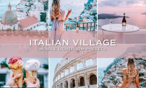 5 Italy Lightroom Presets 5699006