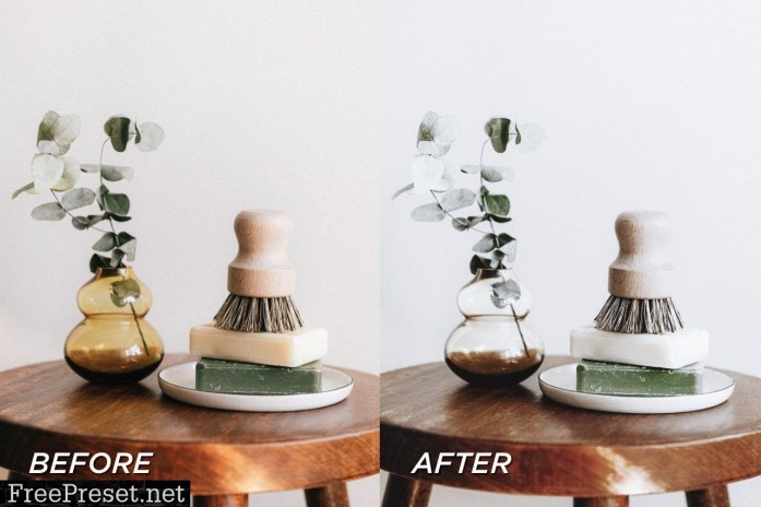 5 Product Lightroom Presets 5701357