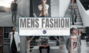 7 Men's Fashion Lightroom 7198170