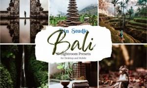 Bali Lightroom Presets 5580991