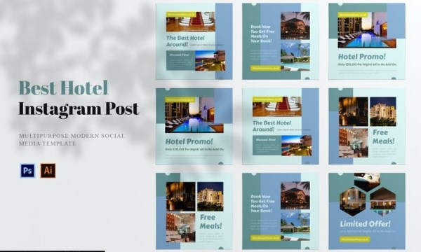 Best Hotel Social Media Post PVU2HZT