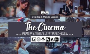 Cinema Lightroom Presets 5157495