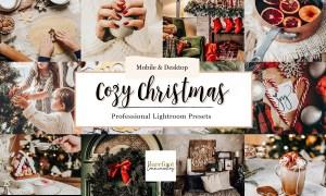 Cozy Christmas Lightroom Presets 5495665