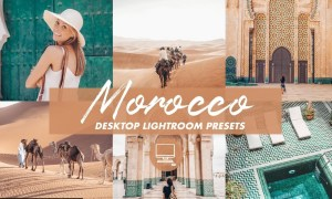Desktop Lightroom Presets MOROCCO 4820848
