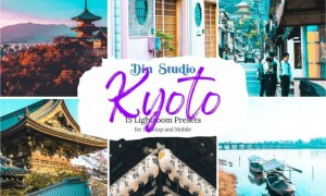 Kyoto Lightroom Presets 5581030