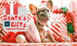 Santa's Gifts Lightroom Presets 4320221