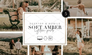 SOFT AMBER - Lightroom Presets 5446666