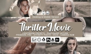 Thriller Movie Lightroom Presets 5157496