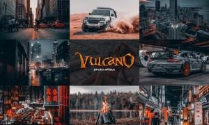 Vulcano Lightroom Presets