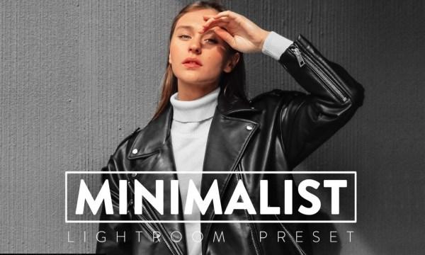 10 MINIMAL Lightroom Mobile Presets 5748193