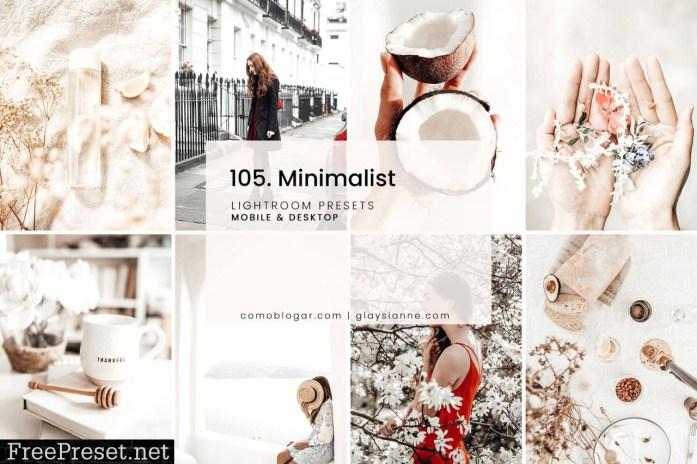 105. Minimalist 5492485