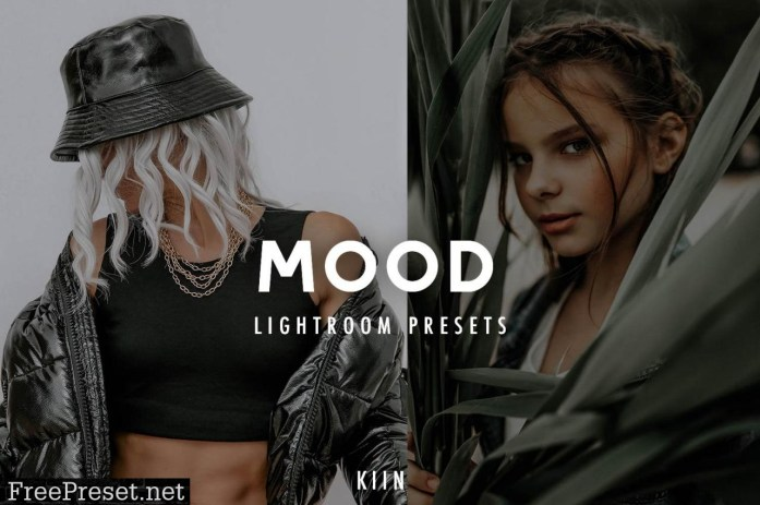 6 MOODY INSTAGRAM LIGHTROOM PRESETS 5718192