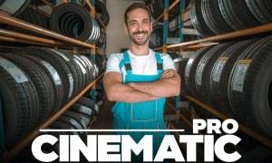 Cinematic PRO Lightroom Preset