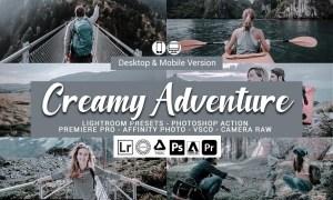 Creamy Adventure Presets 5689521
