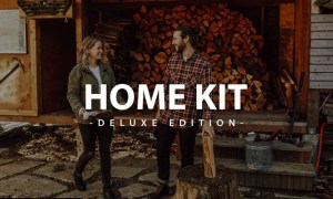 Home Kit Deluxe Edition   For Mobile and Desktop