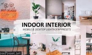 Indoor Interior Lightroom Presets 5601558