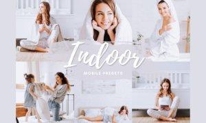 INDOOR Mobile Lightroom Presets 5712598