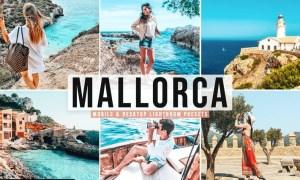 Mallorca Mobile & Desktop Lightroom Presets