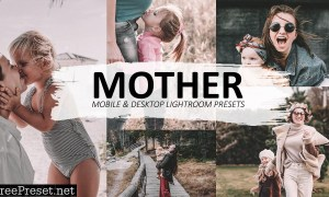 Mother Outdoor Lightroom Presets 5597065