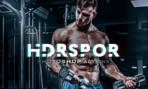PRO HDR Actions Photoshop 26NLBQX