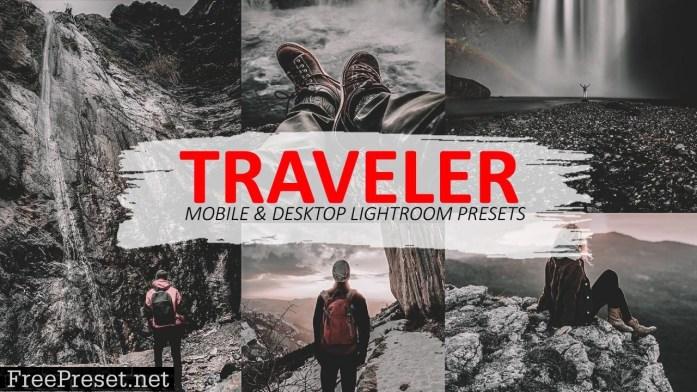 Traveler Lightroom Outdoor Presets 5605790