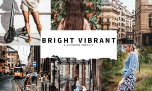 10 Bright Vibrant Lightroom Presets 5857387