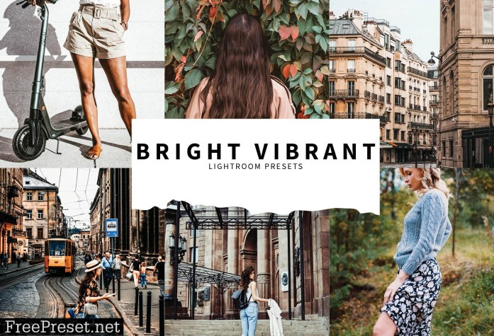 10 Bright Vibrant Lightroom Presets 5857387