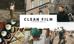 10 Clean Film Lightroom Presets 5857420