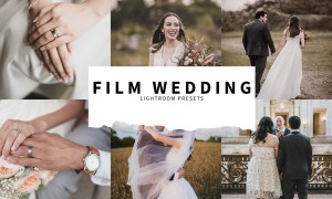 10 Film Wedding Lightroom Presets 5857406