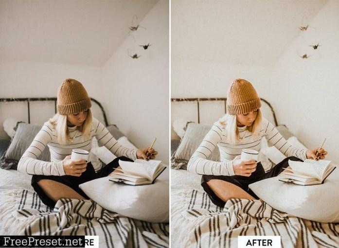 10 Light & Airy Lightroom Presets