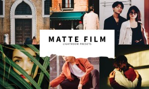 10 Matte Film Lightroom Presets 5857413