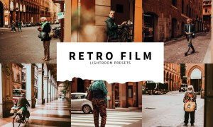10 Retro Film Lightroom Presets 5787570