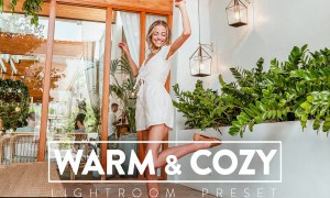10 Warm and Cozy Lightroom Presets