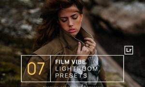 7 Film Vibe Lightroom Presets + Mobile