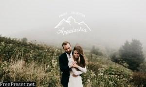 Brett & Jessica - Appalachia Presets Vol 1