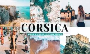 Corsica Mobile & Desktop Lightroom Presets