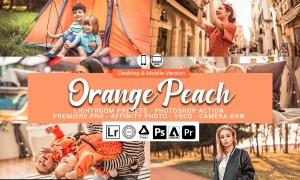 Orange Peach Presets 5698213