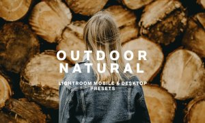 OUTDOOR NATURAL LIGHTROOM PRESETS 5756395