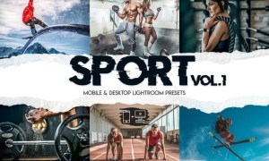 Sport Lightroom Presets Vol. 1