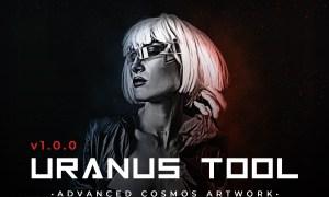 Uranus - Photoshop Tool WL43FRT