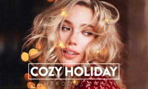 10 Cozy Holiday Lightroom Preset