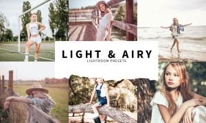 10 Light & Airy Lightroom Presets 5978574