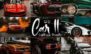 11 Effects Cars Lightroom Prestes