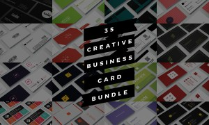 35 Creative Business Card Bundle 647537