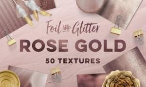 50 Rose Gold Textures   9KCL3D