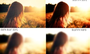 6 Free Blur Background Maker Actions
